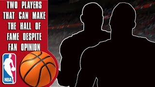 2 NBA players with great cases for the hall of fame despite fan opinion