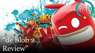 de Blob 2 PS4 Review
