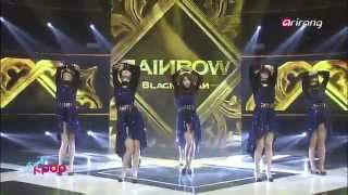 Simply K-Pop - RAINBOW(레인보우) _ Black Swan(블랙스완)