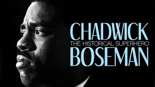 Chadwick Boseman: From Black Panther To Thurgood Marshall