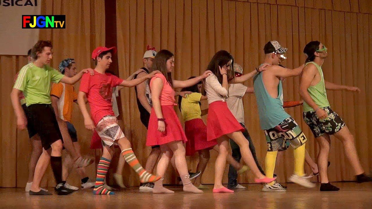 09. Mambo no 5 - Dragostea din tei - Bailes Educacion Fisica 2018 IES Nules