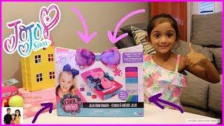 Jojo Siwa Bow Maker, cool DIY crafts toys for kids [ Cool Maker ]