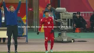 PHAN VAN DUC 14 || An emotional journey in AFC U23 Championship 2018