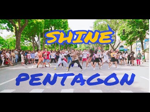 [SPECIAL] [KPOP IN PUBLIC CHALLENGE] PENTAGON (펜타곤) (빛나리) SHINE Dance Cover By JT Crew From Vietnam