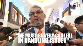 Could a coup happen in Malaysia? Nothing is impossible, says Khalid Samad