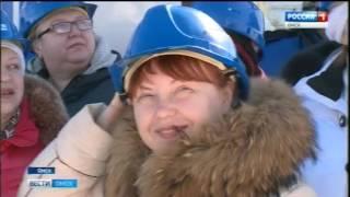 Представители общественности отправились на Омский нефтеперерабатывающий завод