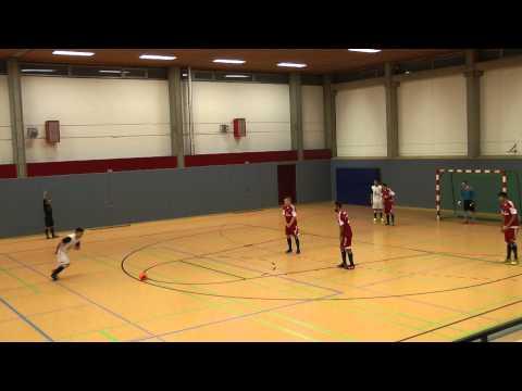 Hamburg Panthers - HSV Futsal (Finale Hamburger Futsal-Meisterschaft) - Spielszenen | ELBKICK.TV