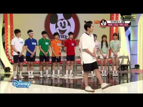 150820 Mickey Mouse Club 01 (EXO Xiumin)