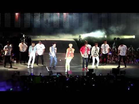 SMTown Live NY Shinee Replay  [111023] [fancam]