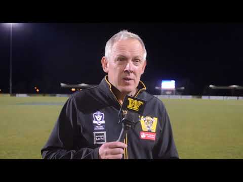 John Lamont: Round 19 Post Game
