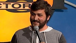 Billy Bonnell - Plane Crash Wedding (Stand Up Comedy)