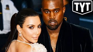Kim Kardashian And Kanye West Pay Firefighters To Save House