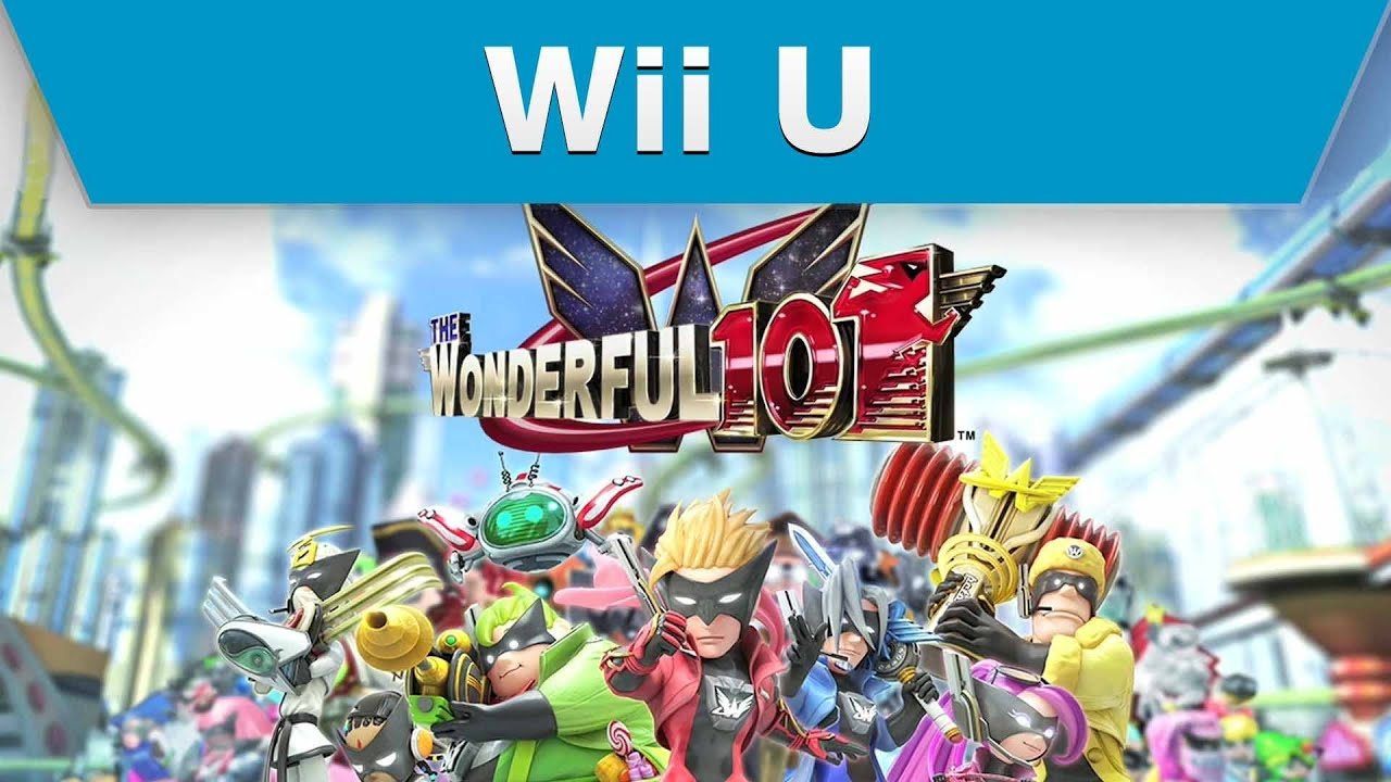 Review: The Wonderful 101 (Wii U), A Wonderful Experience
