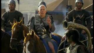 Battle of Pharsalus - Ancient Rome: Rise and Fall of an Empire - BBC