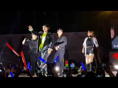 180406 SMT DUBAI - SUPER JUNIOR (D&E) - OPPA OPPA + CAN YOU FEEL IT