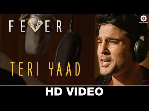 Teri Yaad Unplugged lyrics - Fever | Rahul Jain