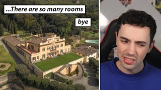 Maybe I'm too single to be mega rich (mansion review)