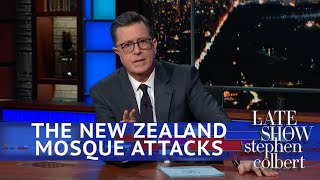 Stephen's Heart Goes Out To New Zealand