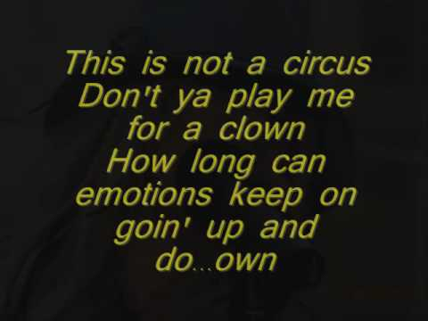 Christina Aguilera- Impossible with Lyrics