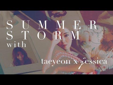 """[M/V] 태연X제시카 TAENGSIC — """"SUMMER STORM"""""""
