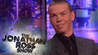 Will Poulter Mistaken For Sid From Toy Story - The Jonathan Ross Show