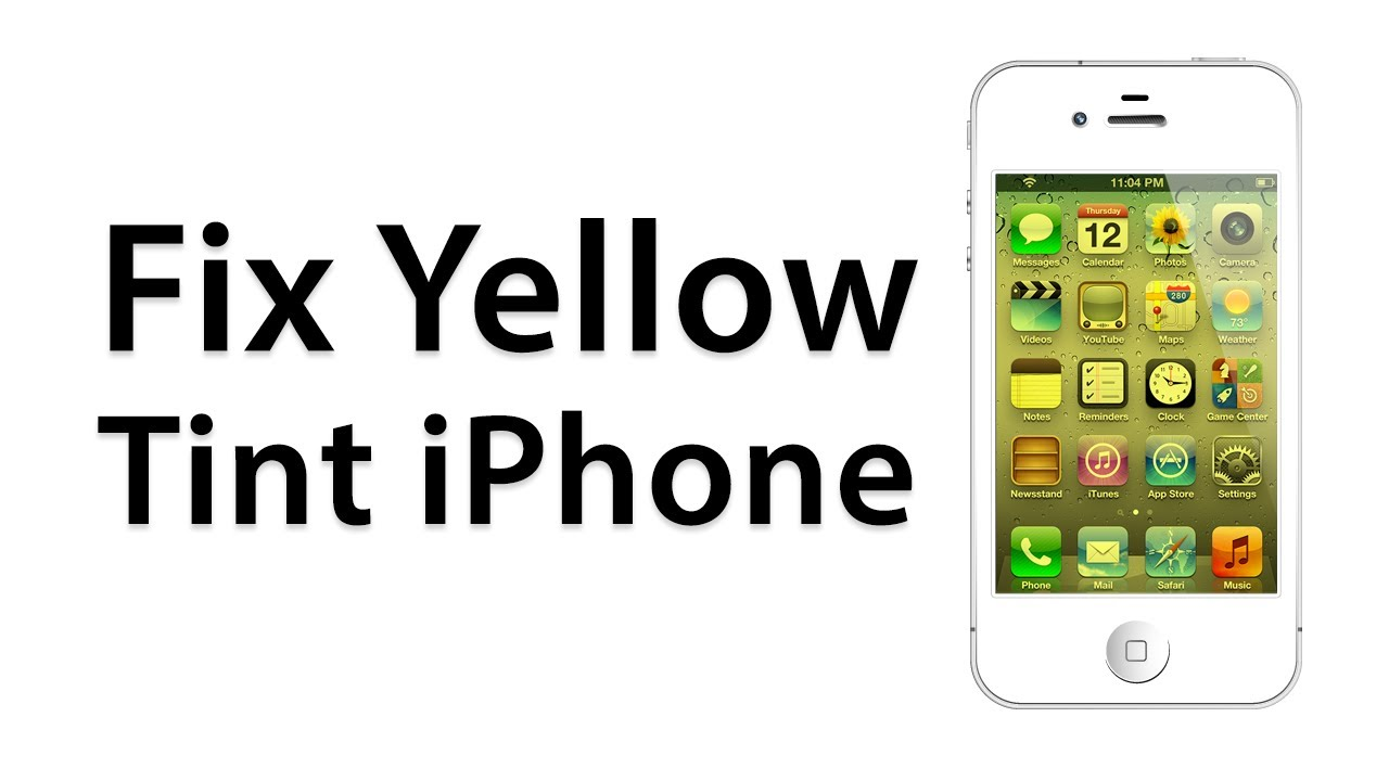 iphone touch screen calibration how to fix a yellow screen on an iphone calibrate 6129