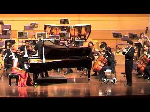 Shostakovich Piano Concerto No.1, Finale.