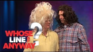 Colin Mochrie and Ryan Stiles's Best Scenes Part One - Whose Line Is It Anyway? US