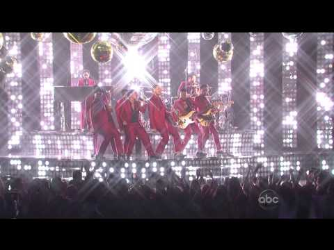 Baixar Bruno Mars - Treasure (Billboard Music Awards 2013) HD