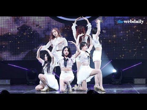 [WD영상][4K] 여자친구(GFRIEND) '밤' 쇼케이스 라이브 무대