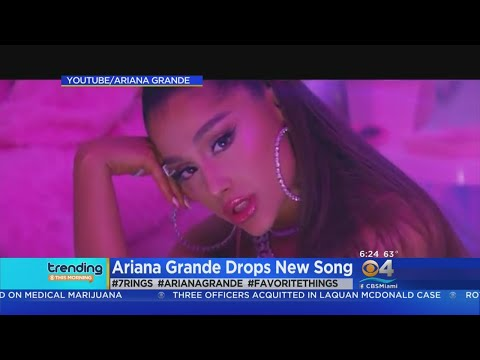 Trending: Ariana Grande New Music