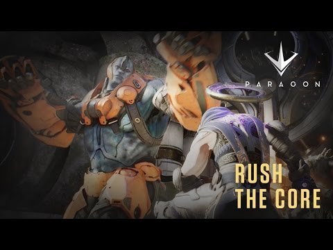 Paragon | Rush to the core | PS4