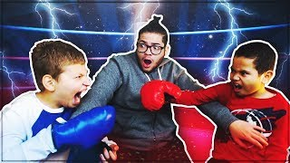 1v1 9 YEAR OLD BROTHER VS JAYDEN! GAME OF THE YEAR OMG! IS HE GOOD? 😱 (MUST WATCH) NBA 2K18