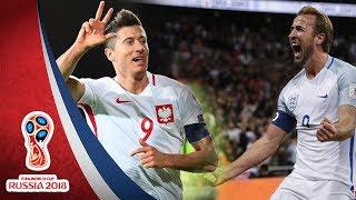 Tổng hợp vòng loại World Cup 2018 | Khu vực Á - Âu