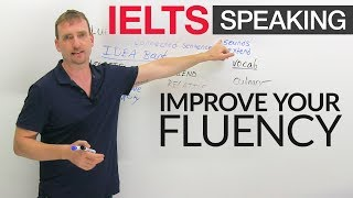 IELTS Speaking: Improve your fluency with the LASAGNA METHOD