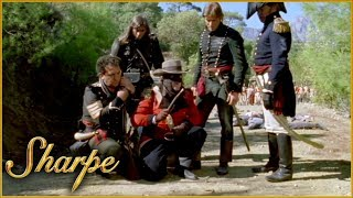 Sharpe Notices Something Distressing About A Battle   Sharpe