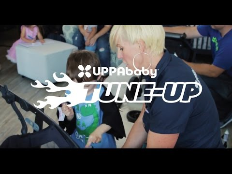 Watch how the exclusive UPPAbaby Tune-Up experience extends the life of Ub gear!