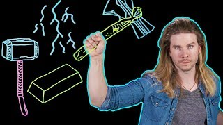 How To Forge Thor's Infinity War Weapon