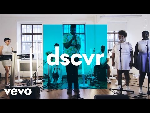 MNEK - Wrote A Song About You - Vevo dscvr (Live)