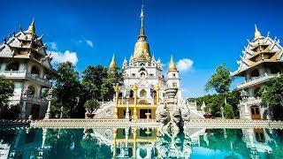 🔴 Du Lịch Sài Gòn - Chùa Bửu Long - Du lịch Thái Lan Ngay Tại Sài Gòn ✔️ Sài Gòn Ơi