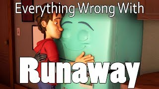 Everything Wrong With Runaway In 5 Minutes or Less