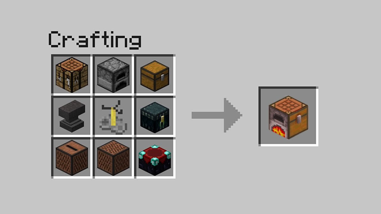 Minecraft Classic Crafting Guide