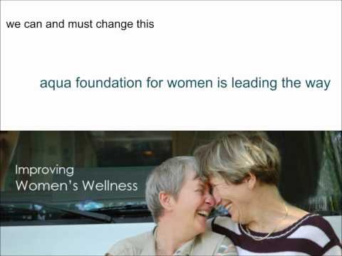 Aetna Voices of Health Video by aqua foundation for women
