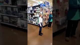Walmart yodeling kid