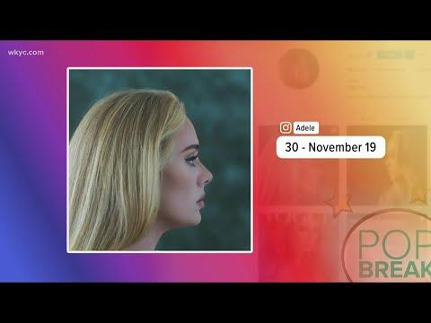 Adele confirms release of fourth studio album in today's Pop Break