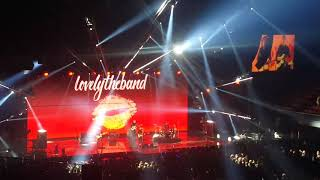 Broken - lovely the band Kroqs almost acoustic Christmas 12-9-18