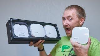eero Pro WiFi System Setup