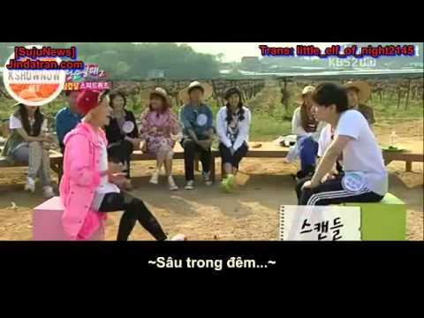 [Vietsub] Invincible Youth 2 - Sungmin cut (với SNSD Sunny - Super Junior)