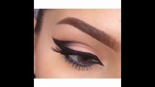 Makyaj - Eyeliner - Kaş Alımı Teknikleri
