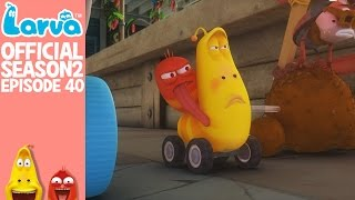[Official] Larva Car - Larva Season 2 Episode 40